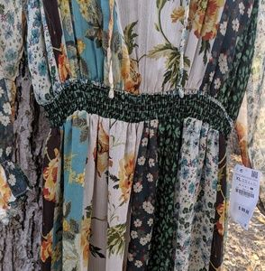 Flowy Midi Zara Dress